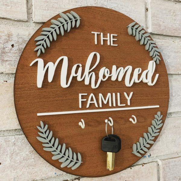 Family Plaque - Home Decor