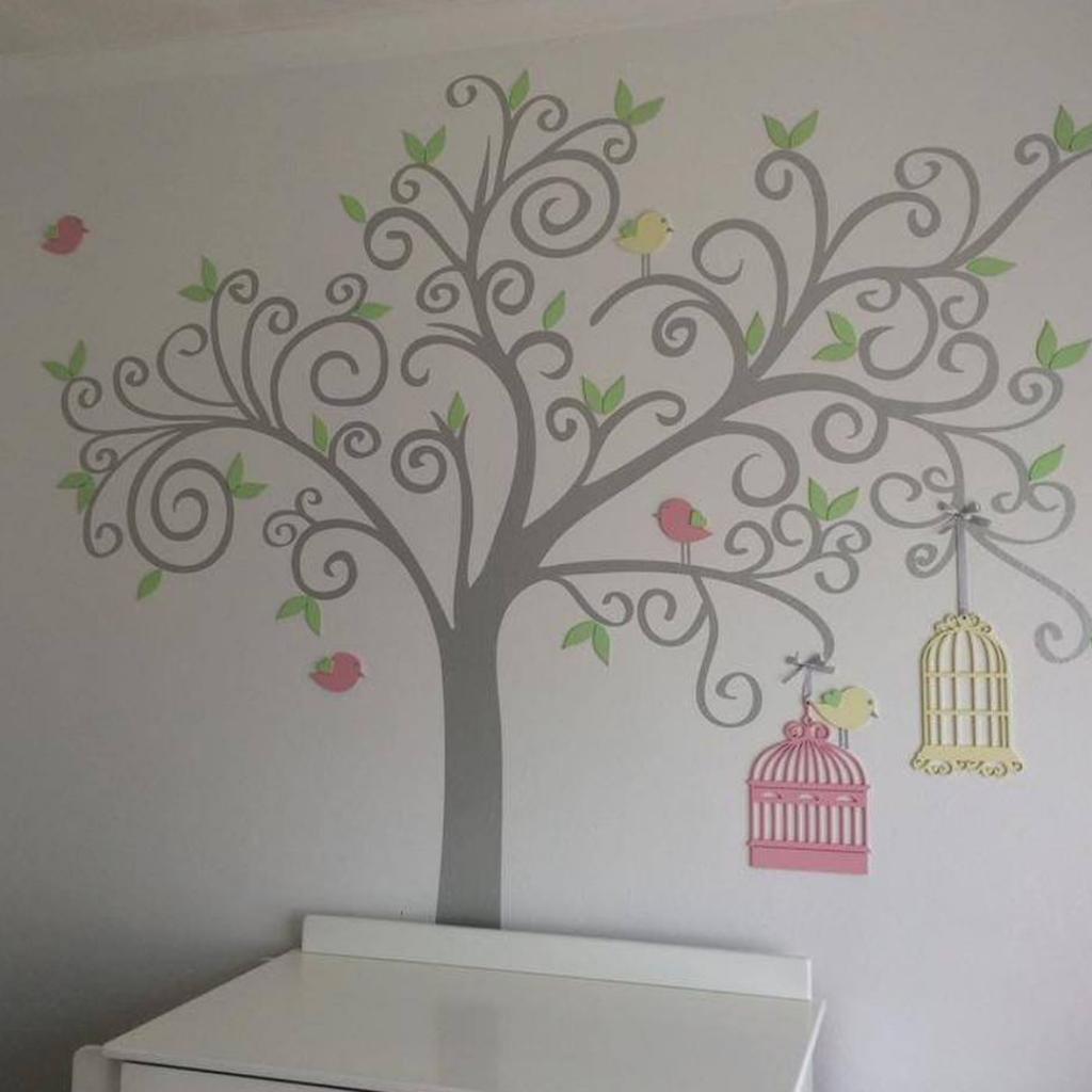 Babyroom Tree Decal