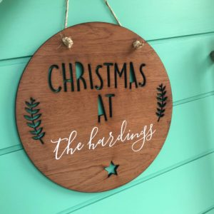 Christmas Plaque - Gifts Shop