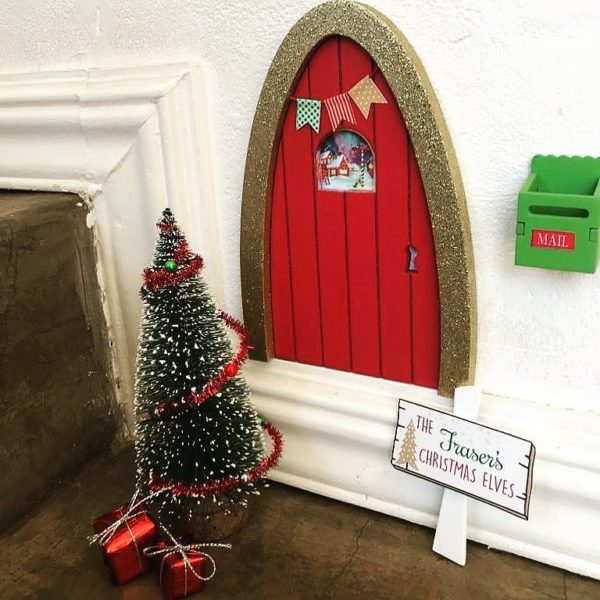 Christmas Magic Door