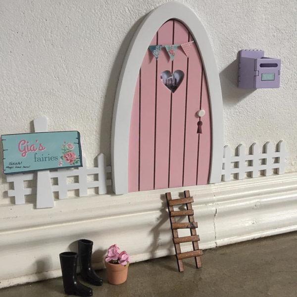 Pink Magic Door