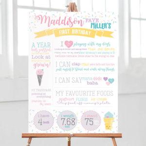 Milestone Board