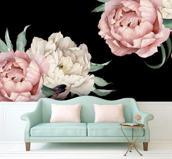 Peony Wallpaper