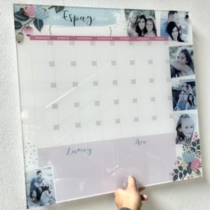Family Life Acrylic Planner