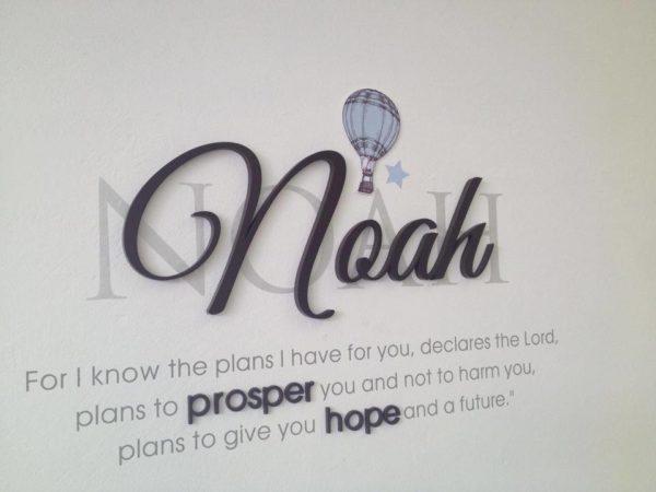 Prosper & Hope wall art