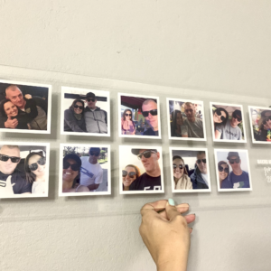 Acrylic Insta Print