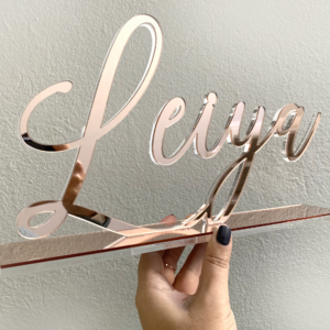 Mirror Standing Name