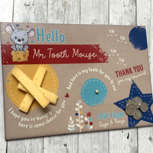 Tooth Mouse Board