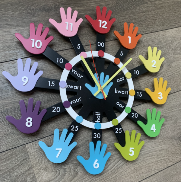 Learning / Teaching Time Clock